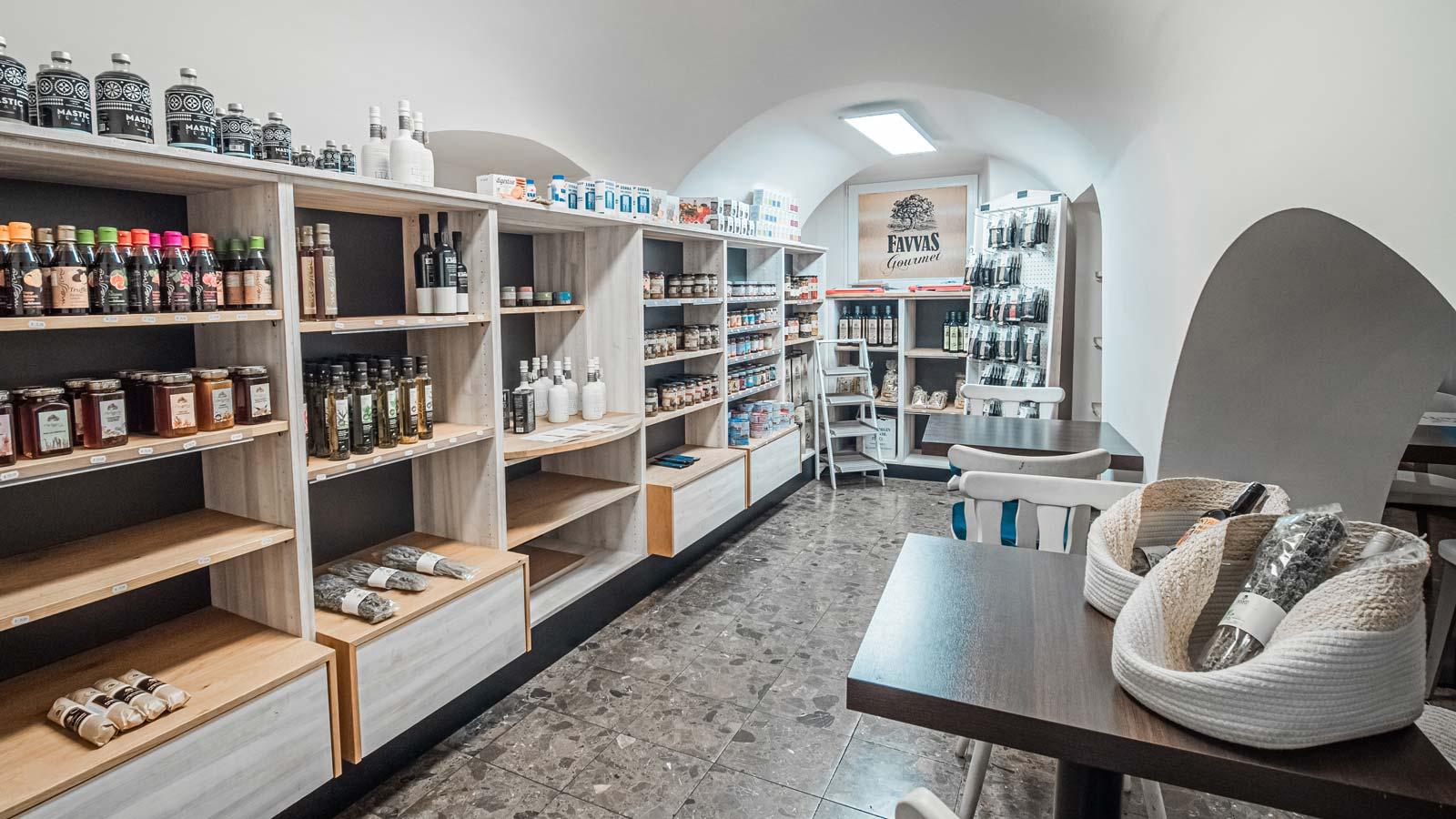 Der Grieche Mistelbach Shop